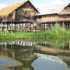 Typical Inle Lake house