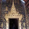Doorway to Wat Xieng Thong