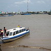 One of our Mekong boats--the fast one.
