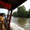 View from another one of our Mekong boats.