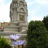 Another Khmer stupa.