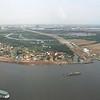 Saigon River, Saigon, Vietnam