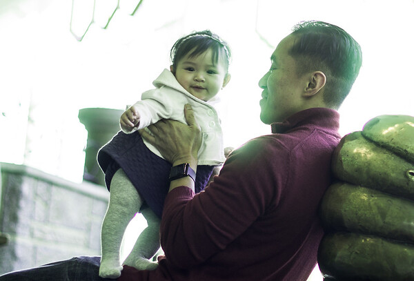 2014.11.16 - Gen, Yeng & Josephine at the Pacific Science Center