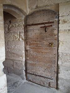 Prisoners cell, Chartreuse du Val de Benediction, Villeneuve-les-Avignon