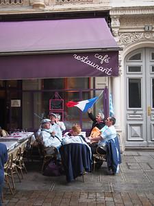 Restaurants near rue de Brest, Lyon