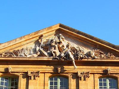 Palais de Justice, Aix