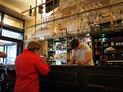 Bar, Place Richelme, Aix