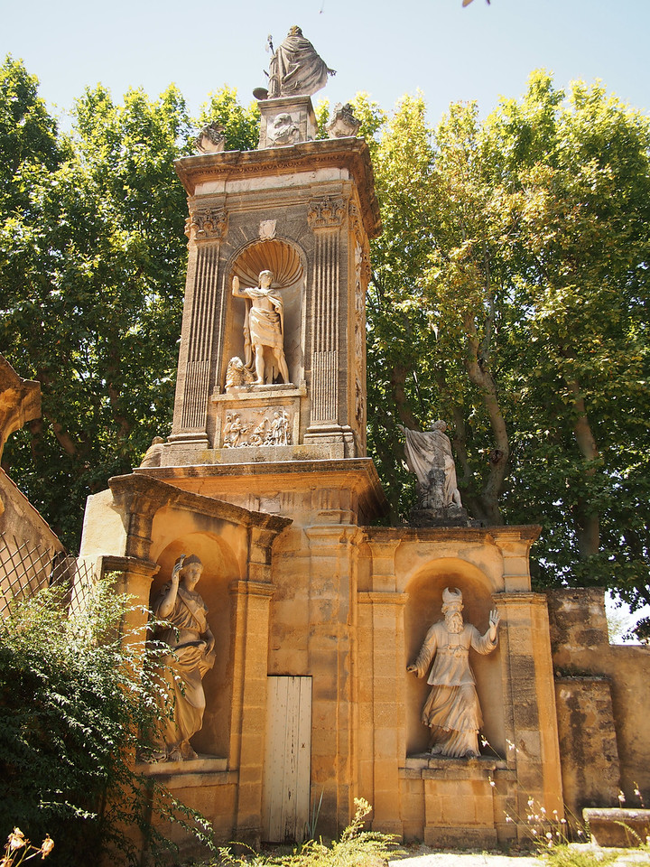 Monument to the Revolution, Aix