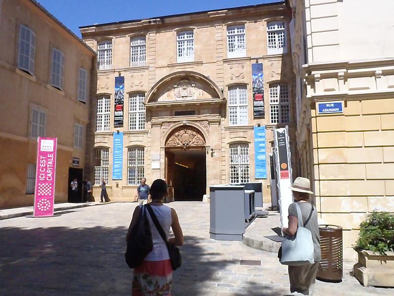 L'Ancien Archeveche, Aix