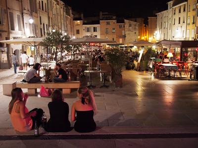 Place des Cardeurs, Aix