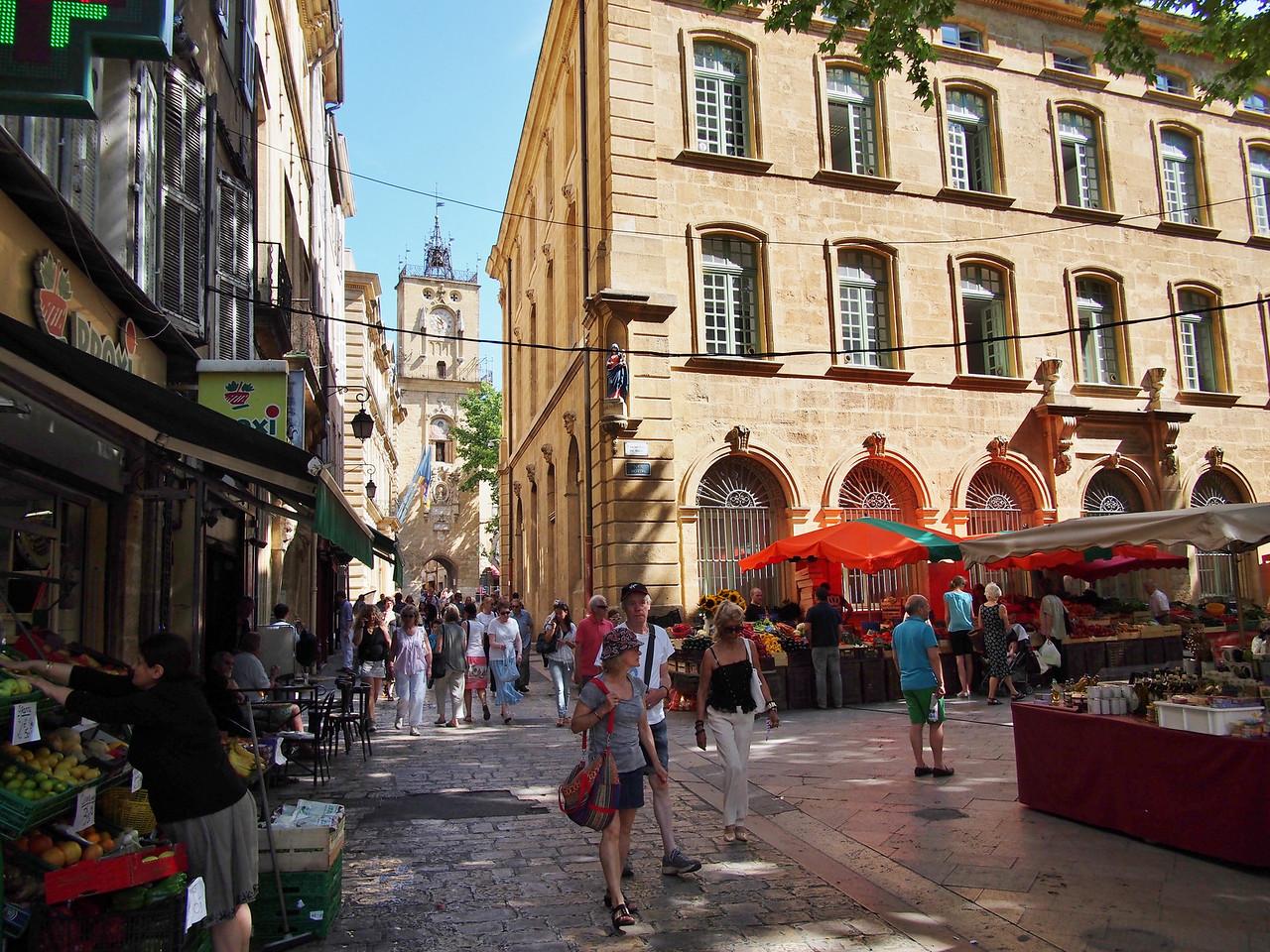 Place Richelme, Aix