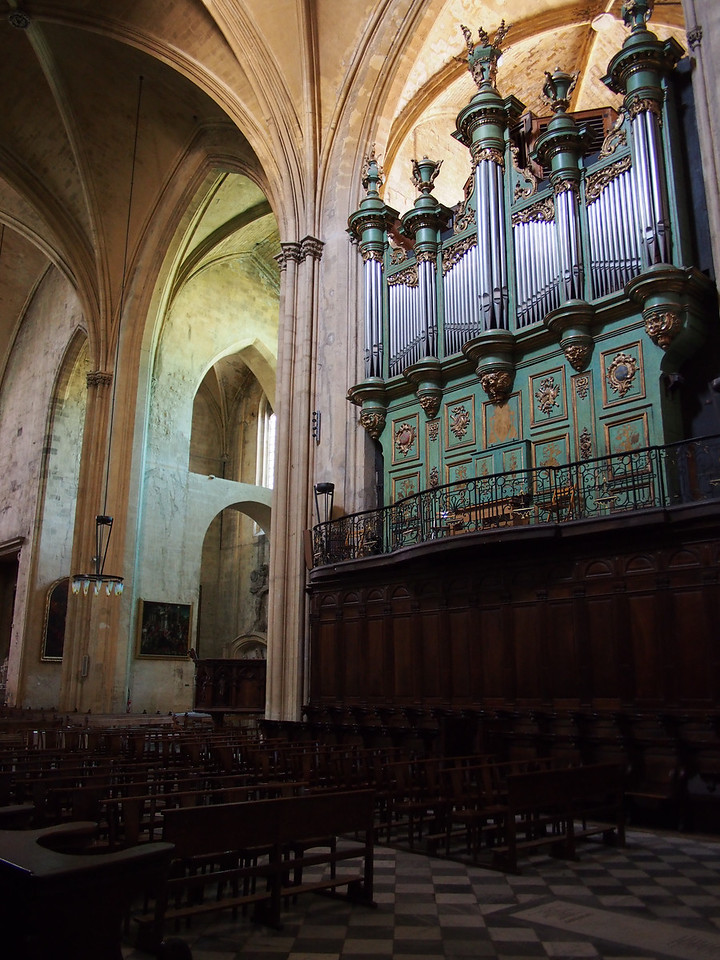 Cathedrale Saint-Sauveur, Aix