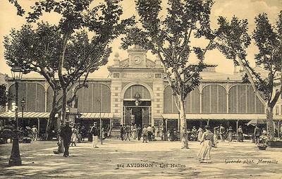 Les Halles, Avignon