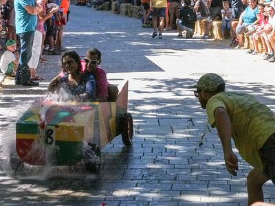 Water bombing