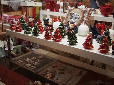Christmas display, Apt