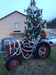 Christmas decoration, Cave de Lumieres