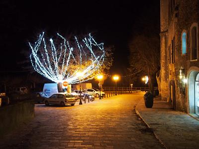 Christmas Lights Menerbes
