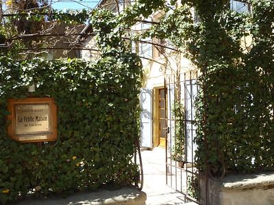 La Petite Maison, Cucuron
