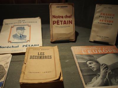 Propaganda. Musée d'Histoire 1939-1945, Fontaine de Vaucluse