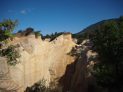 le Colorado de Rustrel
