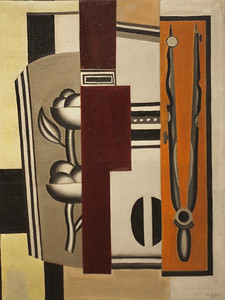 Fernand Léger, The Rose and Compasses, 1925