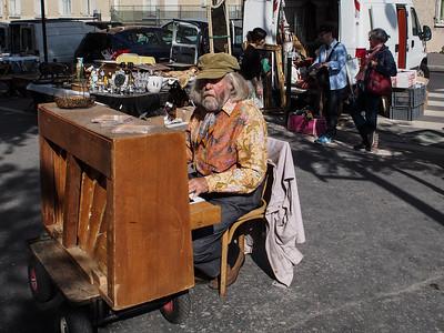 Flea Market, Vanves