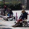 A long day, Flea Market, Vanves