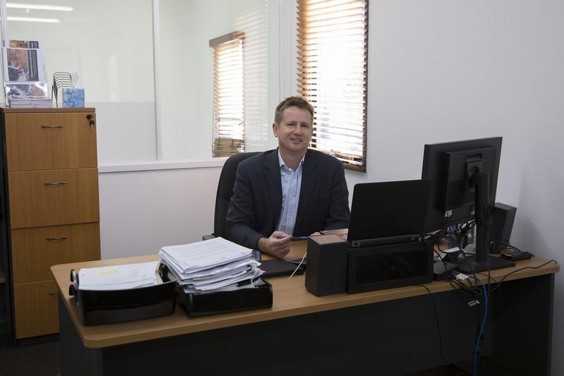 Ken Brinsden - Pilbara Minerals