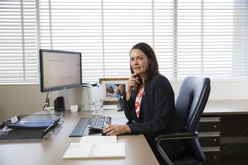 Liza Harvey - Police Minister, Deputy Premier