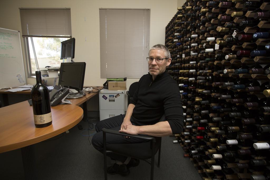 Larry Jorgensen - Wine WA