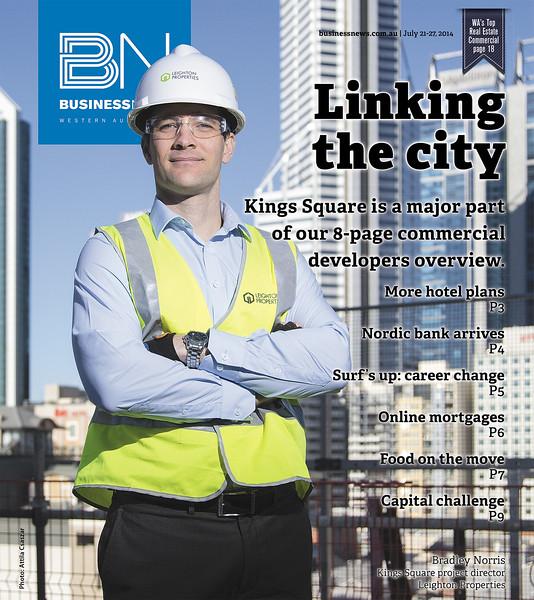 #5 - Bradley Norris - Linking the city