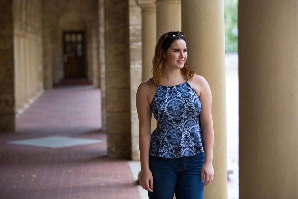 Jess Van Zwan - University of Western Australia