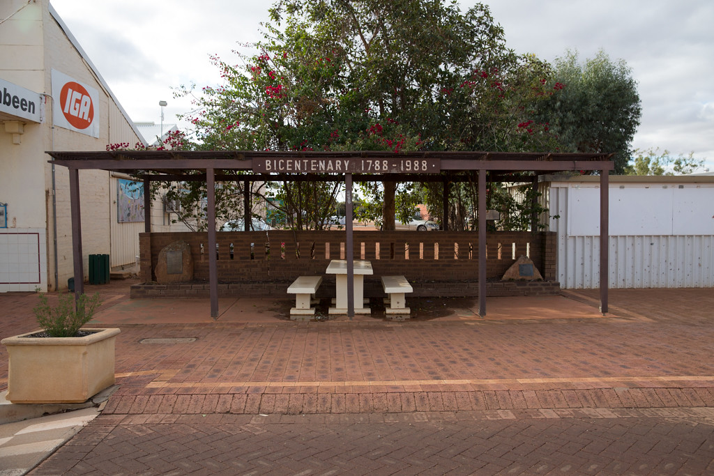 Bicentenary, Narembeen
