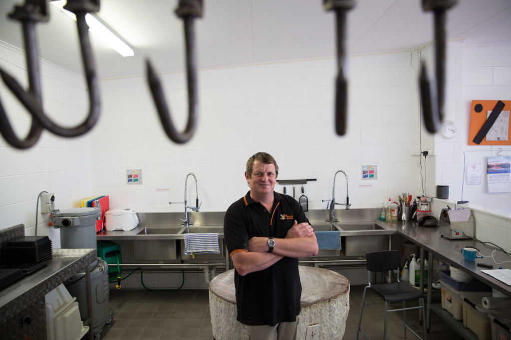 Tavis Teale - Winstons Meat & Provisions, Narembeen