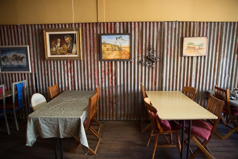 Cafe in Corrigin
