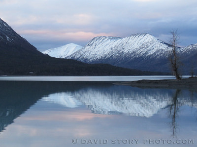 Reflections of Round and Juneau.