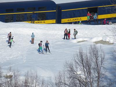 Ski Train 2016.