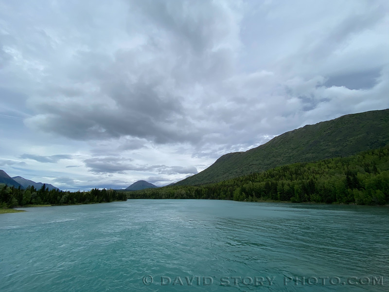2020 06 17: Juneau Ridge and Round Mountain. Cooper Landing, AK.