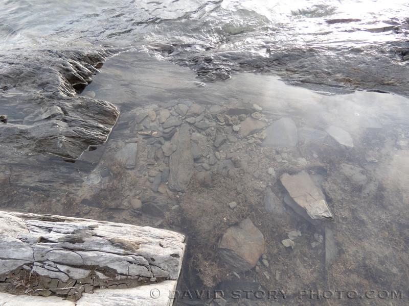 20200621: Cooper Lake pools. Cooper Landing, AK.