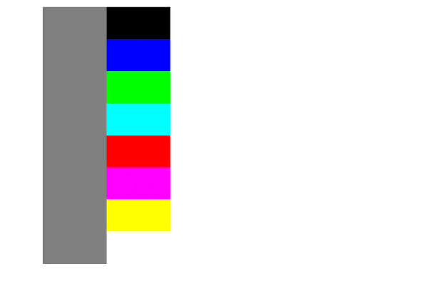 Colors of the RGB and CMYK color schemes - basic knowledge for post-processing images