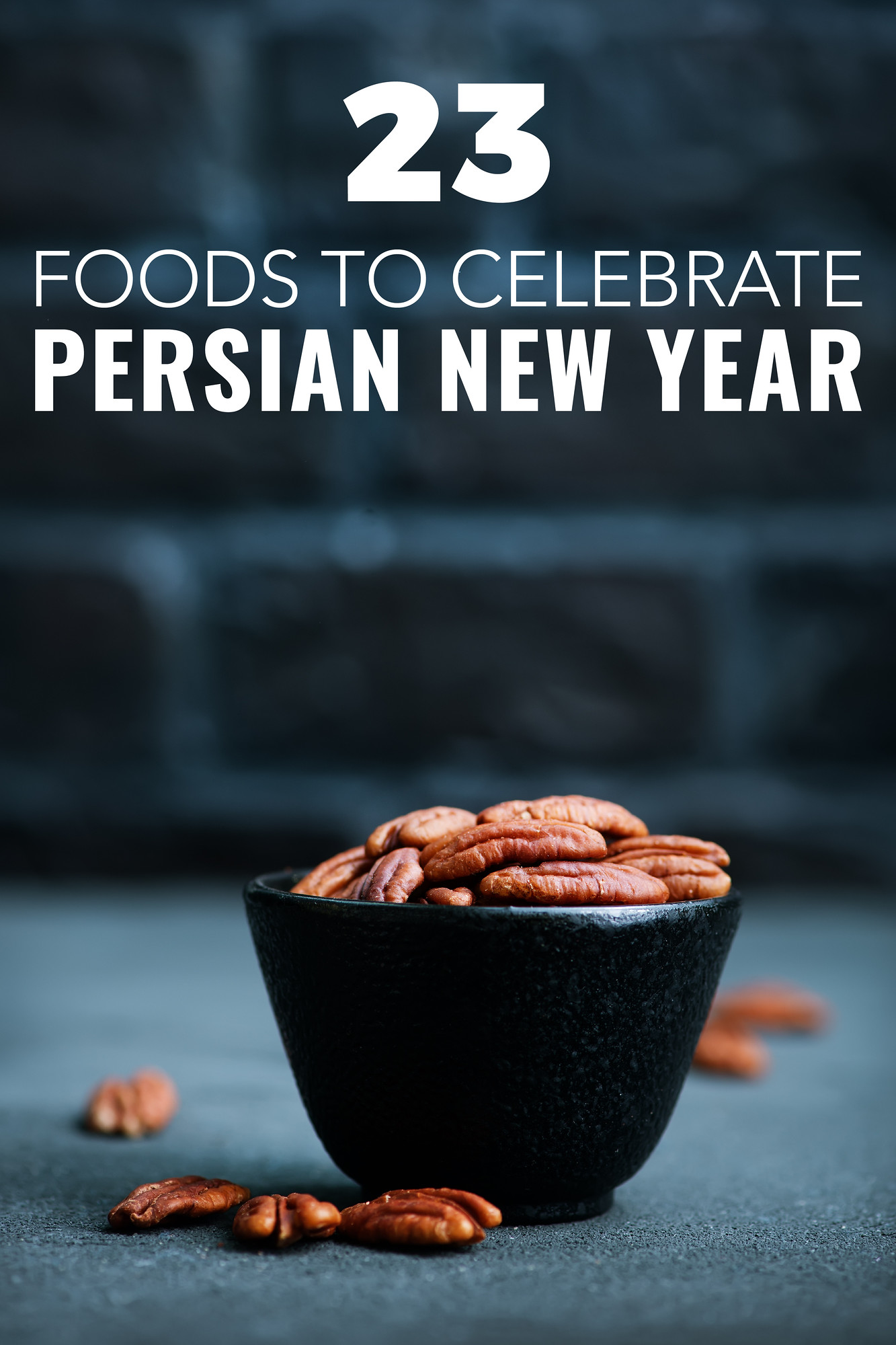 Discover the delicious 23 Persian New Year food you need to try. Also called Nowruz you don't want to miss this tasty food.