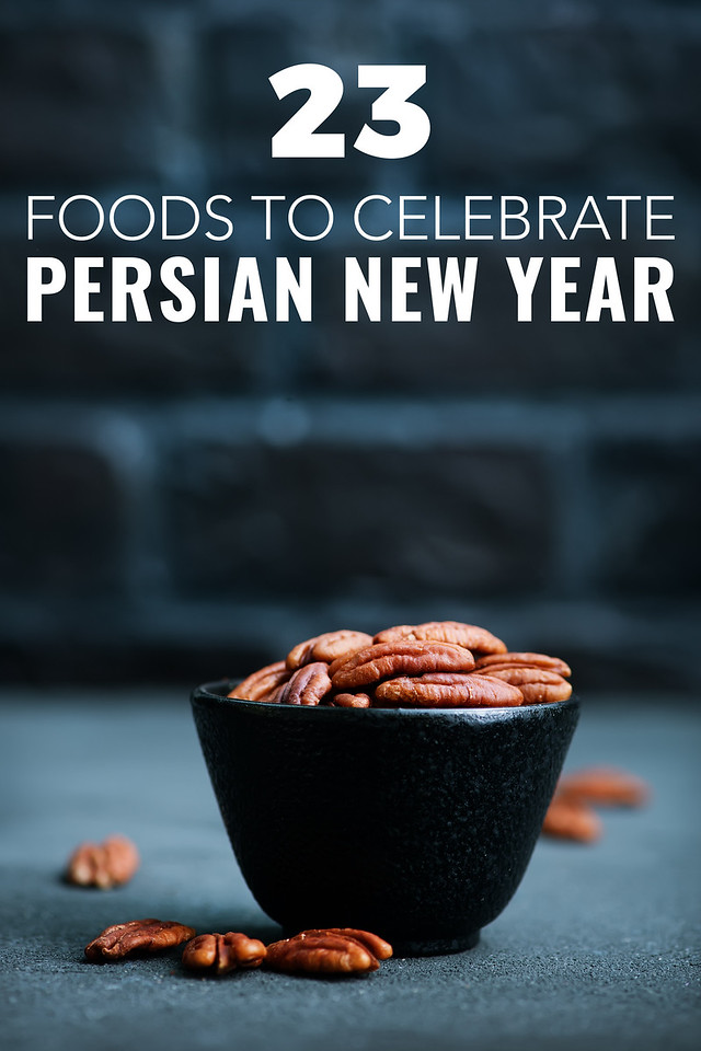 Persian New Year Food