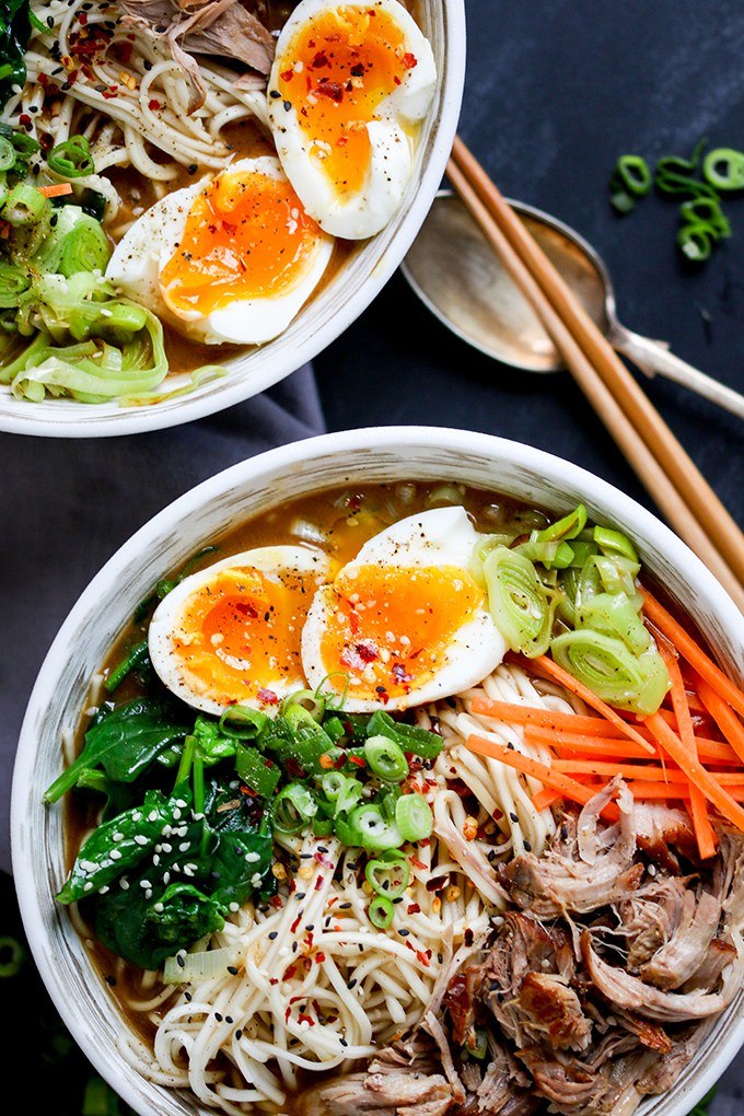 Spicy Pork Ramen Noodles is just one of the recipes you can make with Korean Gochujang, check out the remaining delicious recipes