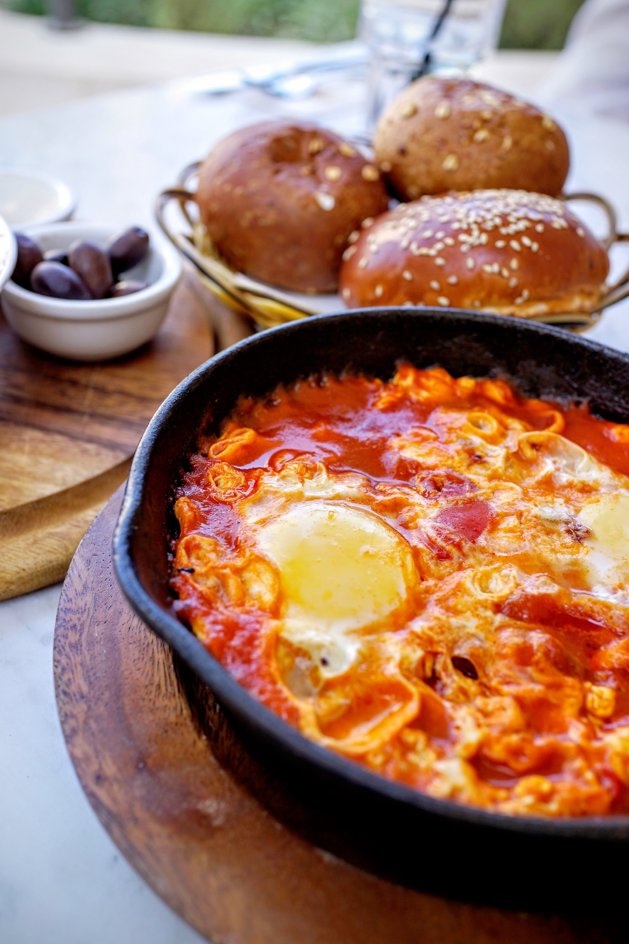 Shakshuka just one Jerusalem food you need to try. Don't miss the 25 others in Jerusalem.