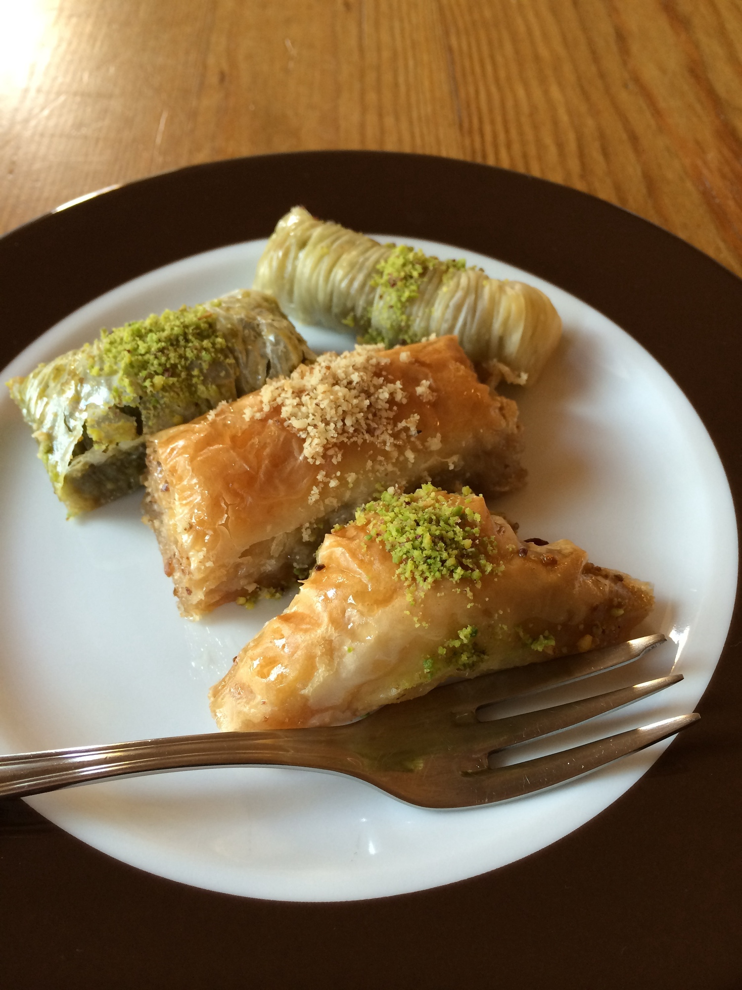 Baklava is just one of 23 Persian New Year food you need to try. Also called Nowruz you don't want to miss this delicious food.