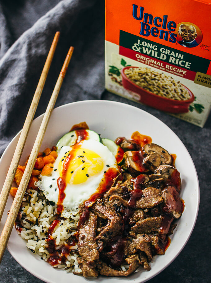 Bibimbap (Korean Beef Bowl) is just one of the recipes you can make with Korean Gochujang, check out the remaining delicious recipes.