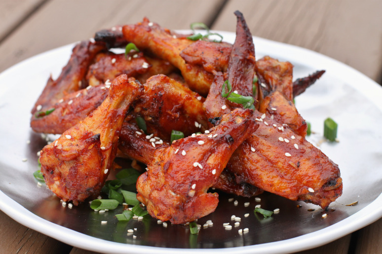 Maple Gochujang Wings is just one of the recipes you can make with Korean Gochujang, check out the remaining delicious recipes.