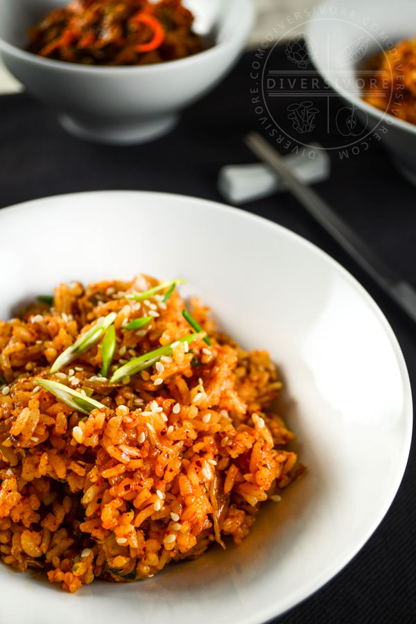 Kimchi Fried Rice is just one of the recipes you can make with Korean Gochujang, check out the remaining delicious recipes.
