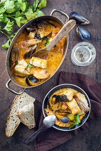 What to eat in Marseille - Bouillabaisse
