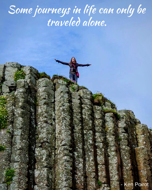 Dreaming of travel? Read Kristin's story of how she left her life to travel solo around the world.